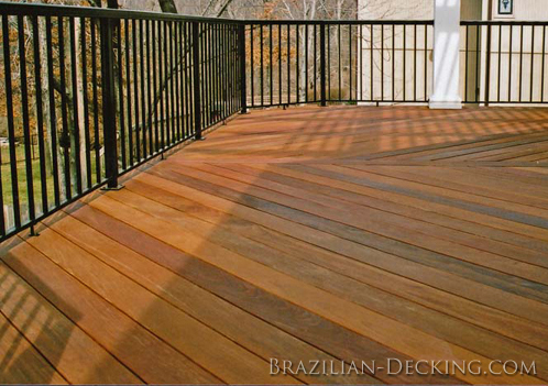 decking materials man made decking material